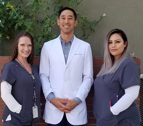 California Pain Center Team
